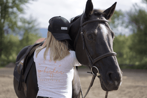 Go Higher Tee - Scope Equestrian Lifestyle