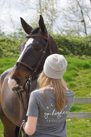 Go Higher Tees -Unisex - Scope Equestrian Lifestyle