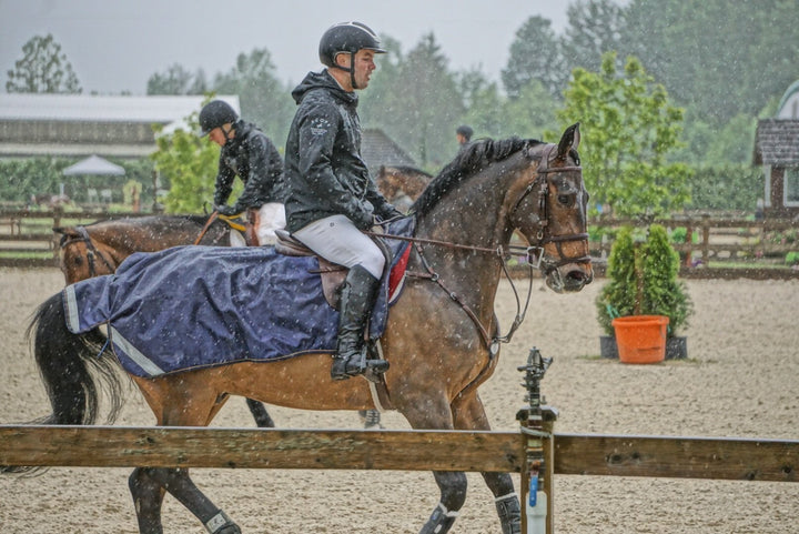 Waterproof Go Higher Jacket - Scope Equestrian Lifestyle