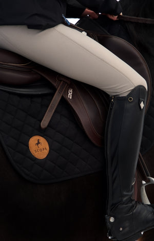 Scope Jumper Saddle Pad