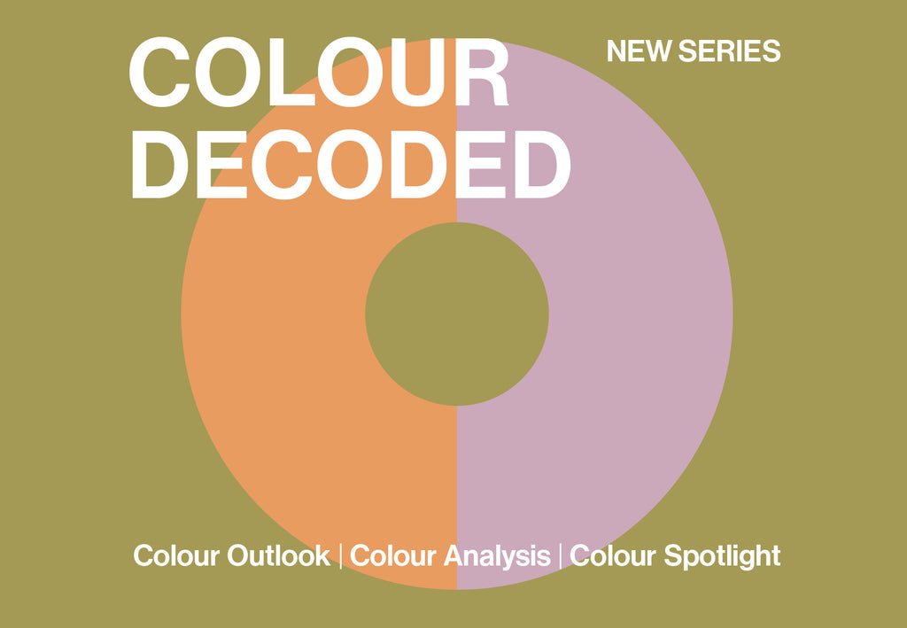 Introducing: COLOUR DECODED