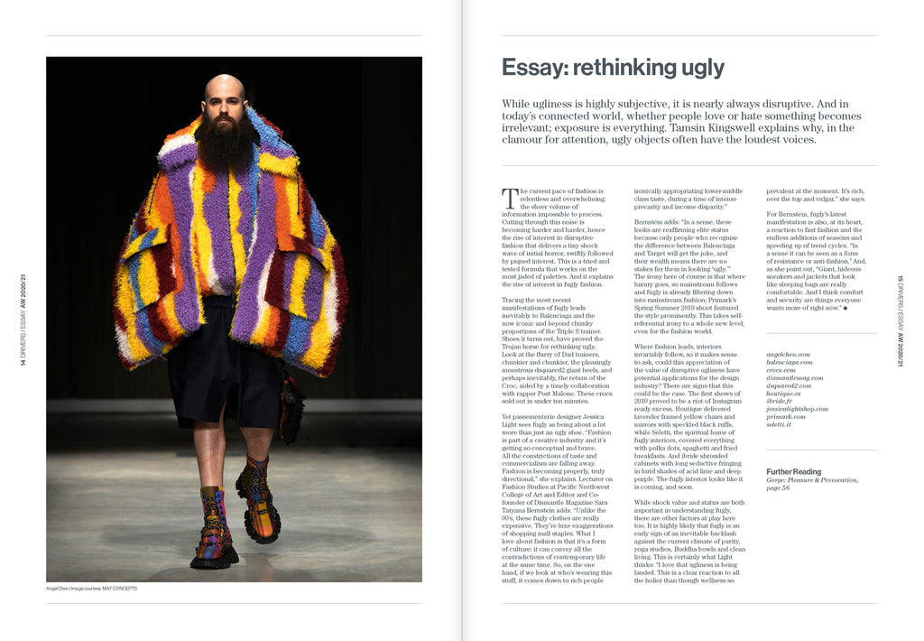 Issue 55 | AW 2020/21 Part Two