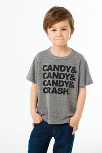 CANDY & CRASH TEE