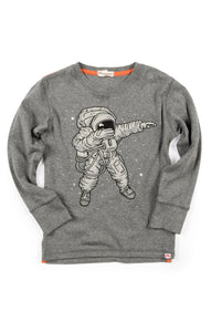 SPACE DAB LONG SLEEVE TEE