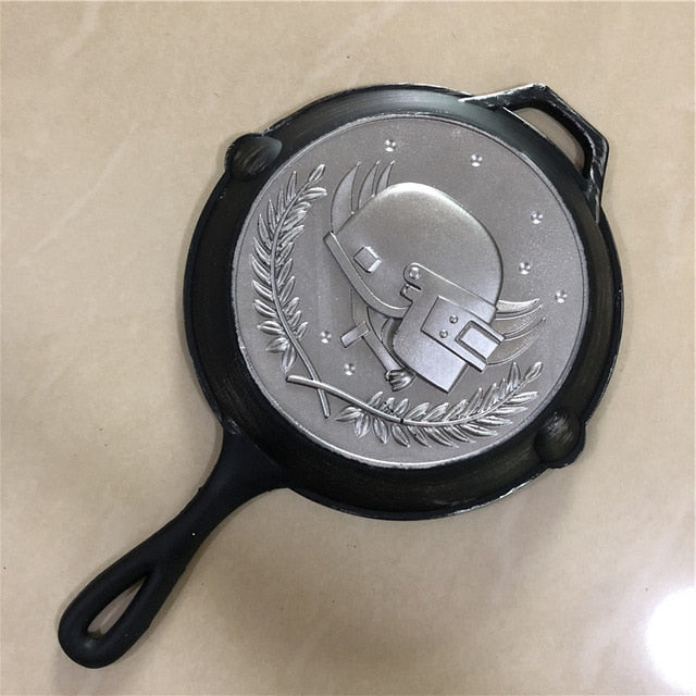 Weapon Prop PUBG Saucepan 42cm - The Night