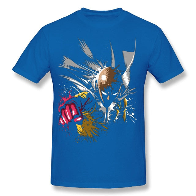 One Punch Man Fashion T-Shirt - The Night