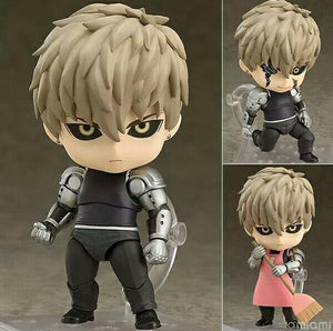 10CM One Punch Man Genos Nendoroid - The Night