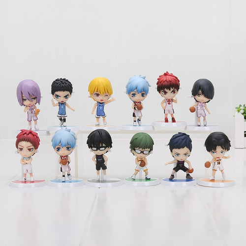 12pcs/set Kuroko's Basketball - The Night
