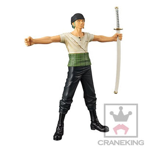 figure One piece Roronoa Zoro action 16cm - The Night