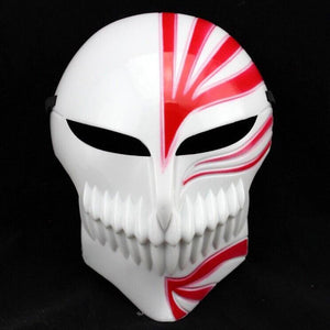 Plastic Mask Death Ichigo Kurosaki Bleach Christmas - The Night