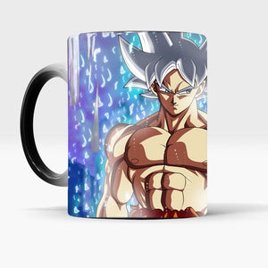 DRAGON BALL Mug - Cup Color Change - The Night