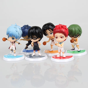 2 Style 6pcsAnime Kuroko's Basketball - The Night