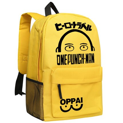 One Punch Man Backpack - The Night
