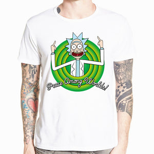 Rick and Morty Funny T-shirts - The Night