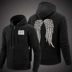 The Walking Dead Fashion Hoodies - The Night