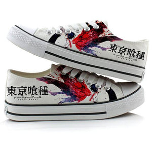 Tokyo Ghoul Fashion Shoes - The Night
