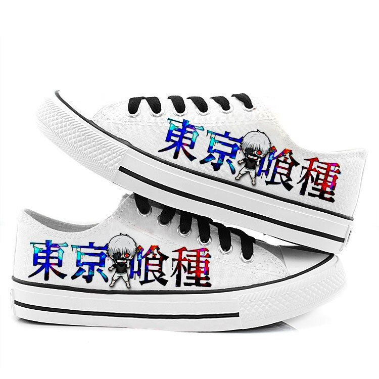 Tokyo Ghoul Shoes - The Night