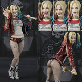 Suicide Squad Harley Quinn PVC Action Figures 15cm - The Night