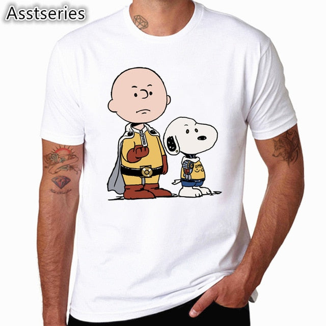 One Punch Man T-shirts - The Night