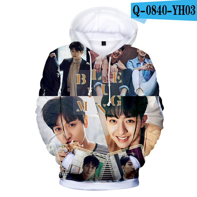 One Punch Man Hero Saitama 3D Hoodies - The Night