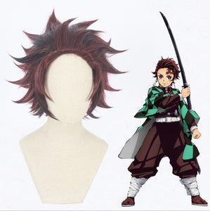 Demon Slayer Cosplay Costume Kimetsu no Yaiba - The Night