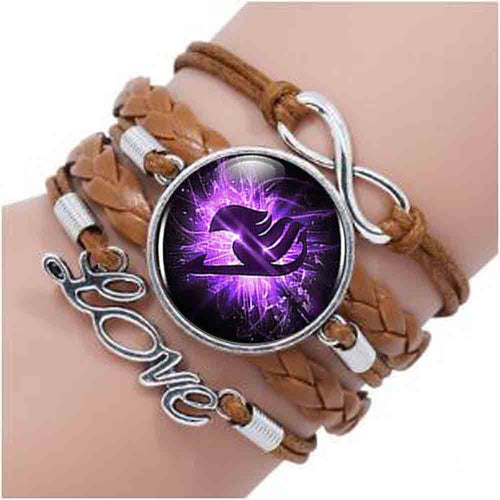 Fairy Tail bracelet - The Night