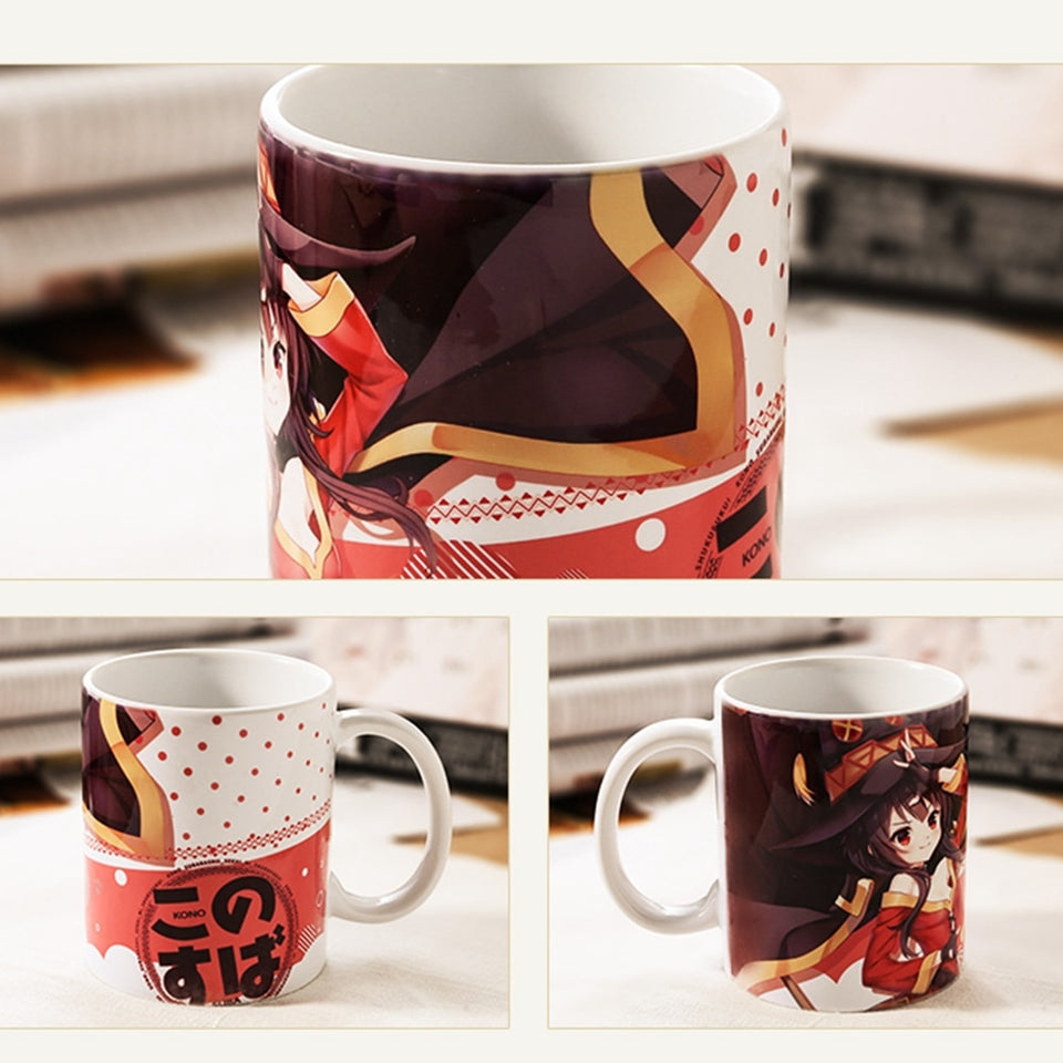 KonoSuba: God's Blessing on this Wonderful world! Mug - The Night