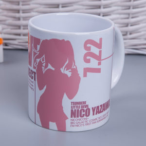 LoveLive! School idol project Nico Yazawa  Mug - The Night