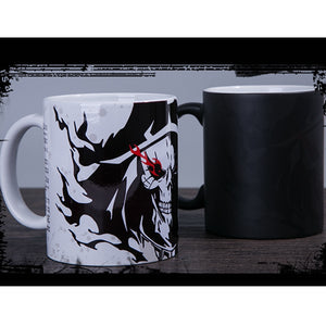 Overlord Ainz Cup - mug Color Change - The Night