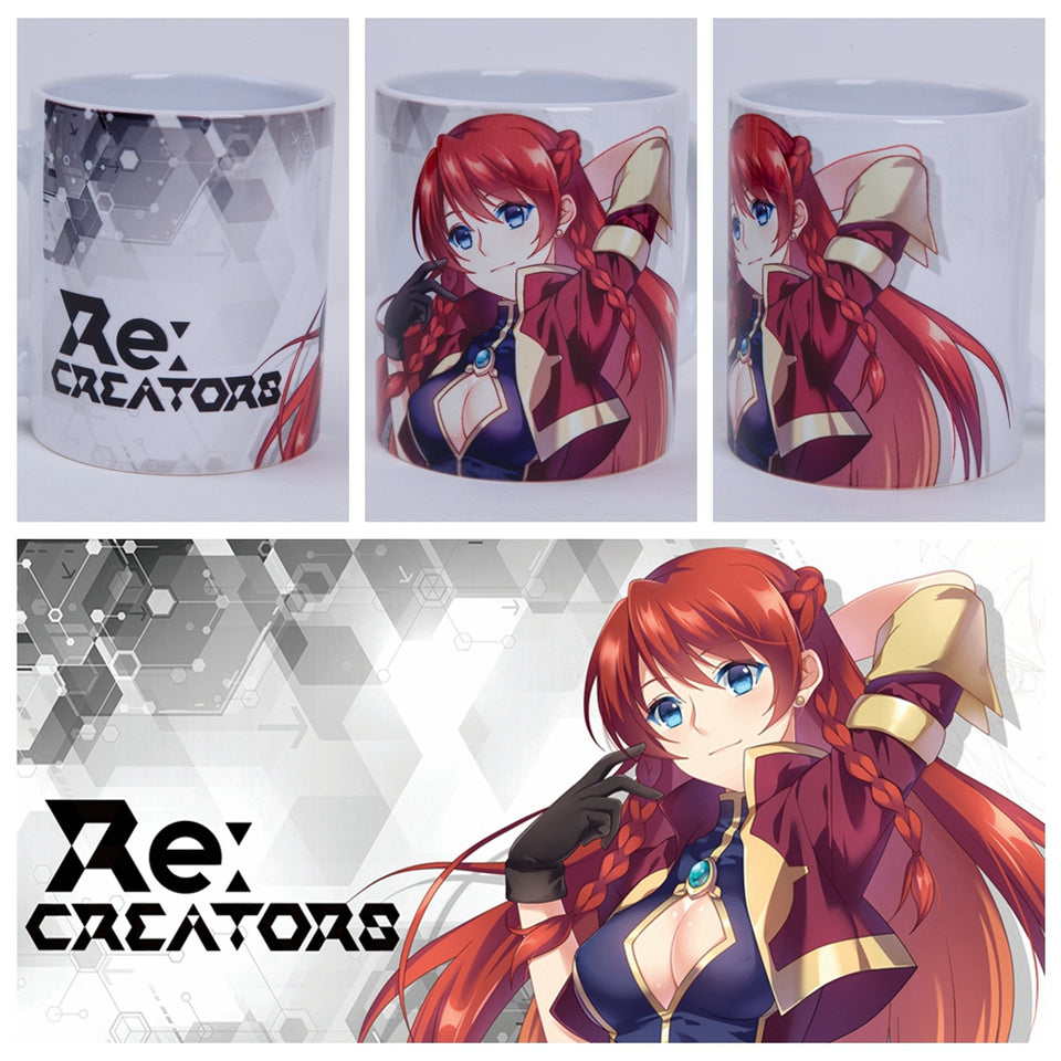 Re:Creators Selesia Upitiria Mug - The Night