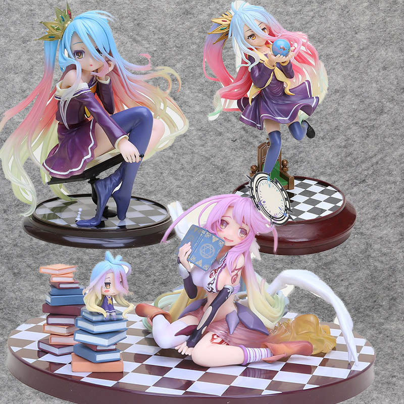 No Game No Life Shiro PVC figure - The Night