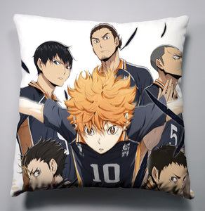 Haikyuu!!  40x40cm Pillow - The Night