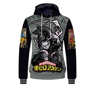 My Hero Academia Cosplay Hoodies - The Night