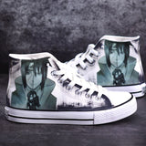 Sasuke fashion Shoes - The Night