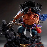 One Piece Kaido Action Figure Fighting Ver Toys 19cm - The Night