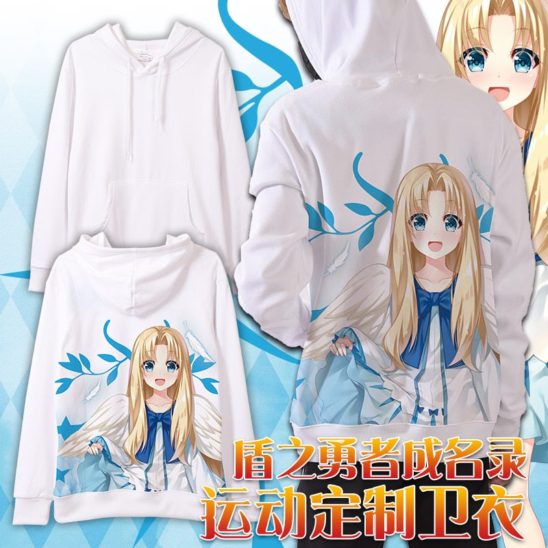 Rising of the Shield Hero Hoodie - The Night
