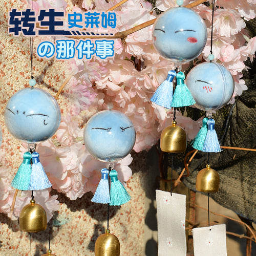 Tensei Shitara Slime Datta Ken Dango Keychain - The Night