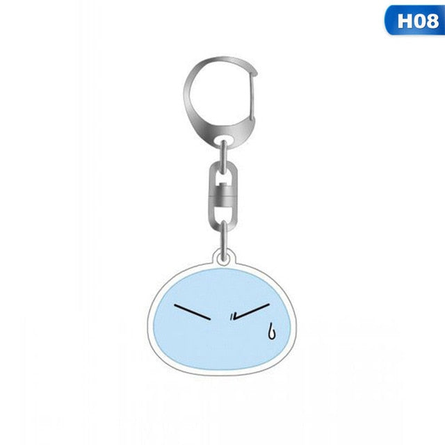That Time I Got Reincarnated as a Slime Rimuru Tempest Keychain - The Night