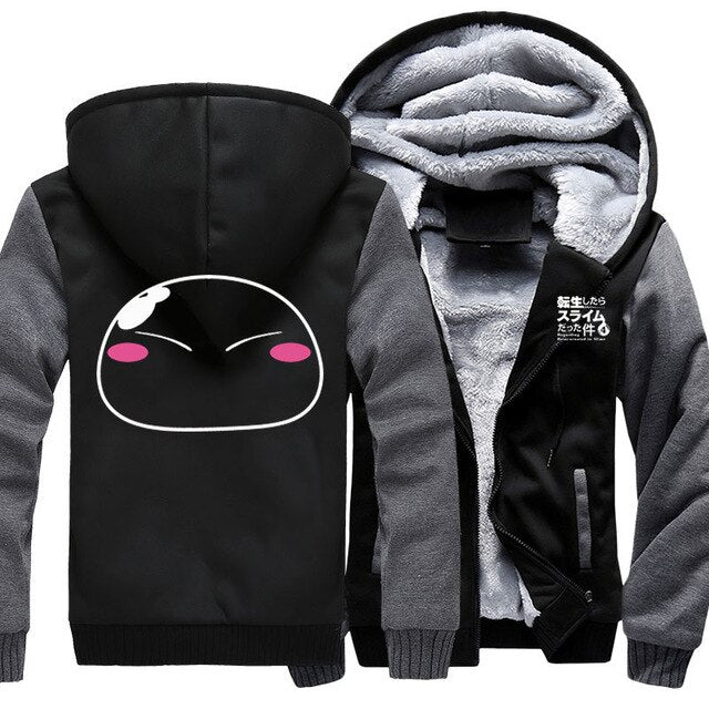 Tensei Shitara Slime Datta Ken Hoodies - The Night