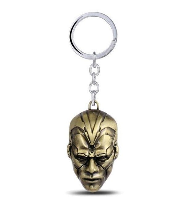Avengers 3 Infinity War Thanos Keychain - The Night