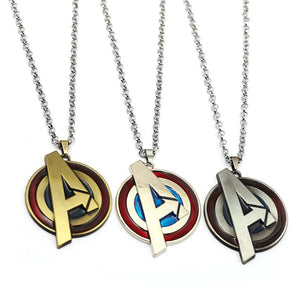 Avengers Infinity War Necklace - The Night