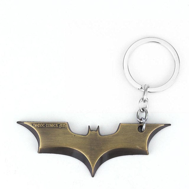 Super Hero Batman Keychain - The Night