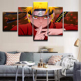 Canvas  Naruto Characters HD - The Night