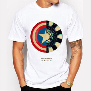 Super Heros compression tshirts - The Night