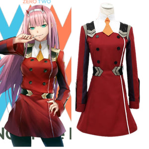 DARLING In The FRANXX  Cosplay Costume - The Night