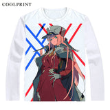 DARLING in the FRANXX sweatShirts - The Night