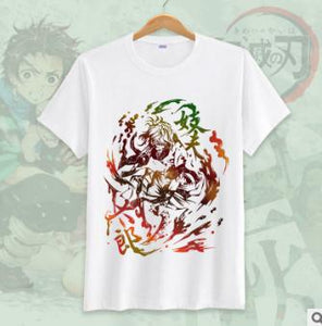 Demon Slayer - kimestu no yaiba Shirts - The Night