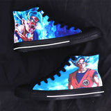 Dragon Ball Z Shoes - The Night