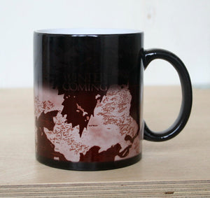 GOT Mugs Changing Color - The Night
