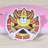 One Piece Badge Luffy Zoro Breaall Team - The Night